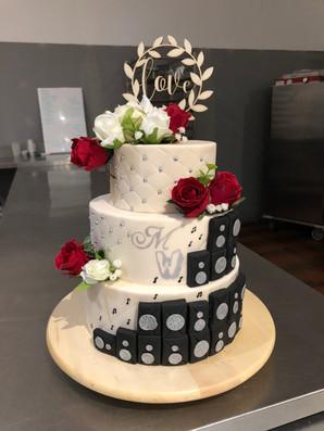 Wedding cake 04.08.2020