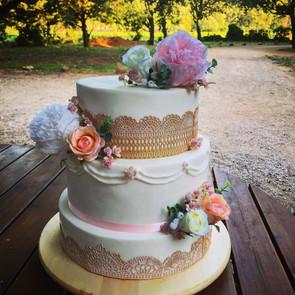 Wedding cake 04.07.2020