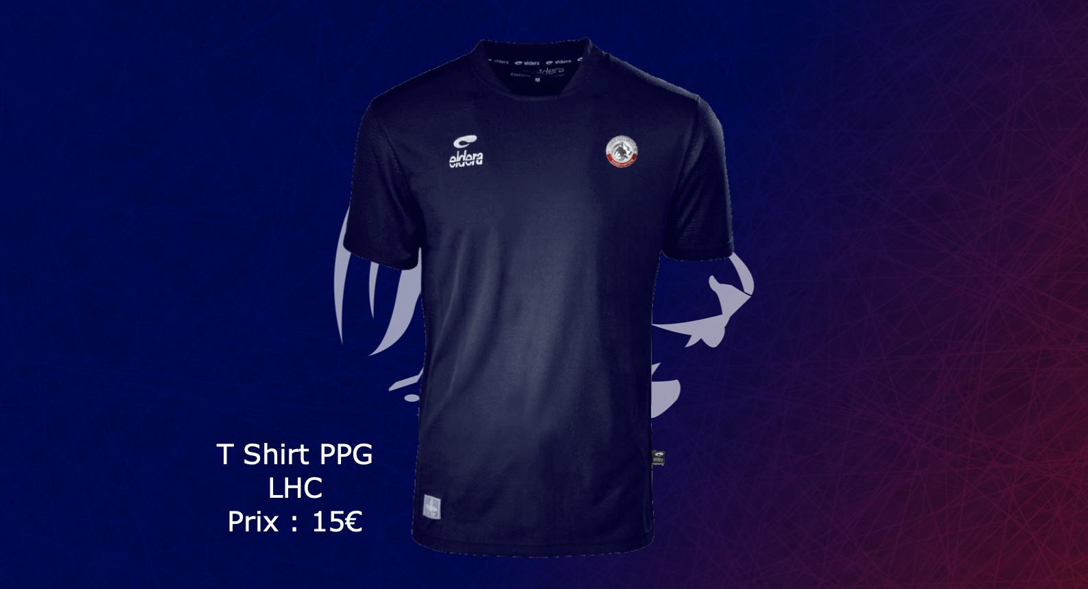 T Shirt PPG