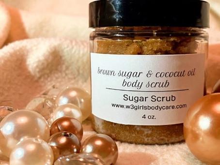 The Benefits of Brown Sugar Scrubs