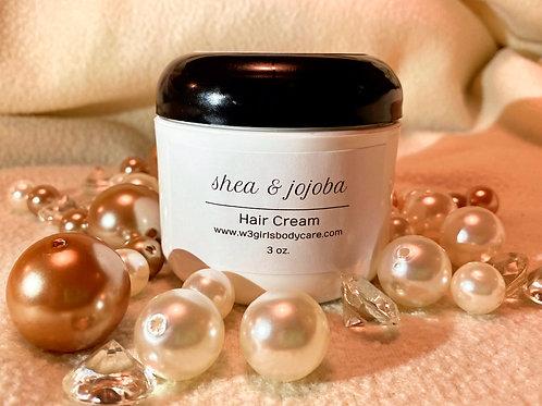 Shea & Jojoba Hair Cream