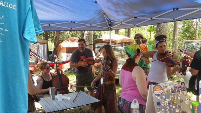 Rising Light Pro Tips for Festival Stamina and Wook Flu & Festi Blues Prevention
