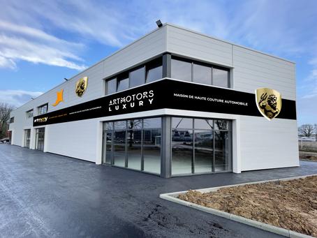 L'excellence Art Motors met les voiles destination la métropole Nantaise !