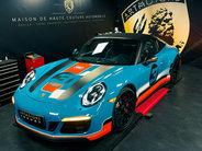 Porsche 991 Gulf