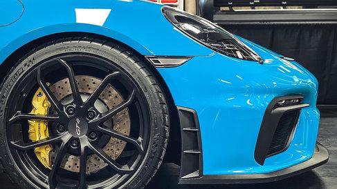 Porsche GT4 Suntek