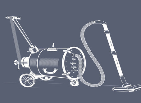 A Brief History of Vacuum Cleaners