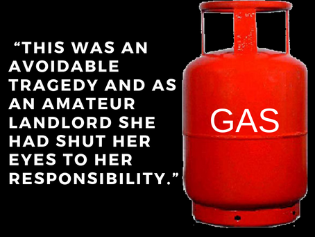 Gas Safety Certificates (Cp 12)