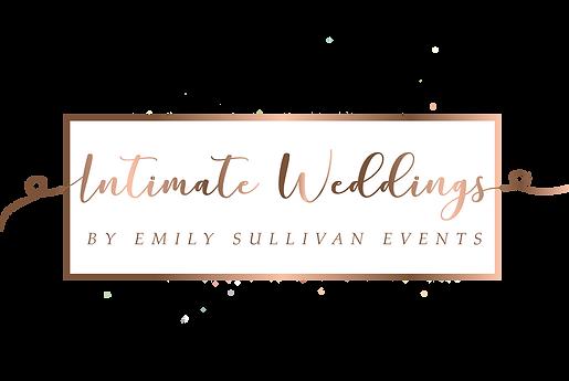 Intimate Wedding Logo No Florals.png