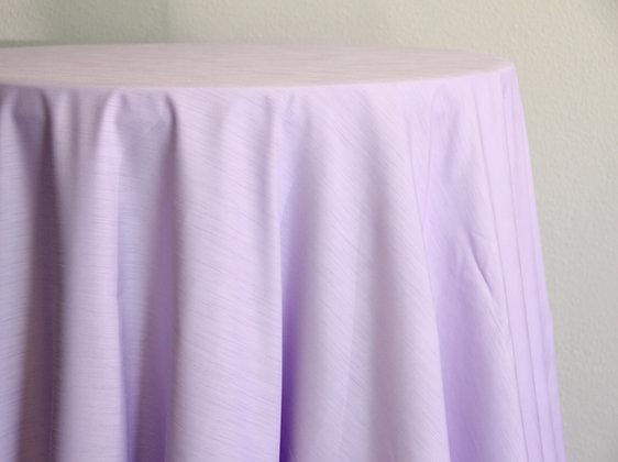 """132"""" Lavender Satin"""