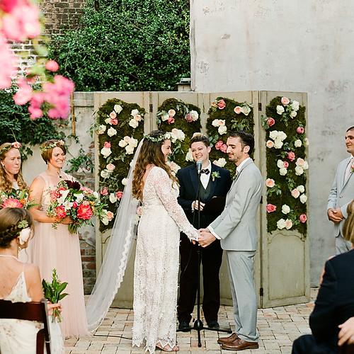 Morgan and Michael's Wedding