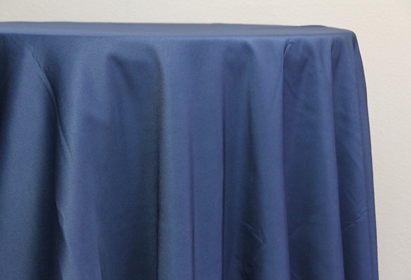 Navy Polyester (Multiple Sizes)