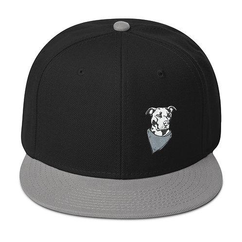 RuffRiders Snapback Hat (Black)