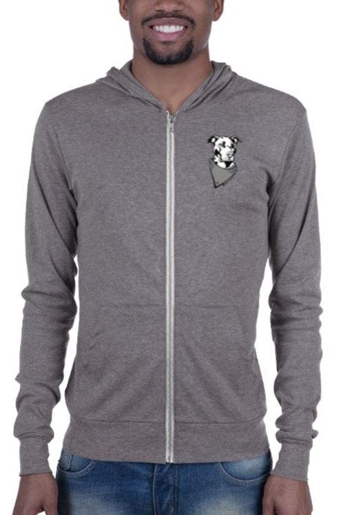 RuffRiders Zip-Up Hoodie (Grey)