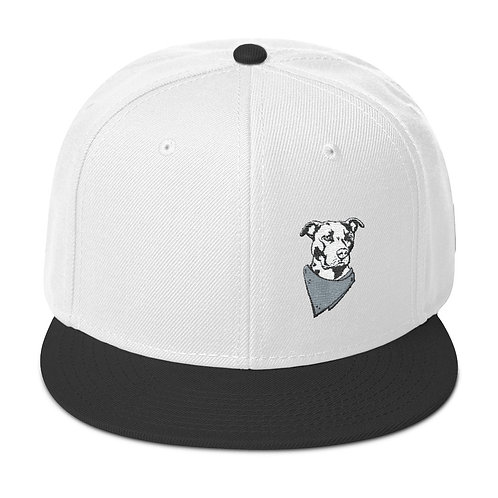 RuffRiders Snapback Hat (White)
