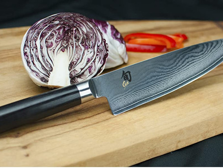 Japanese Knives Reviews: Shun Classic 8 Inch Chefs Knife