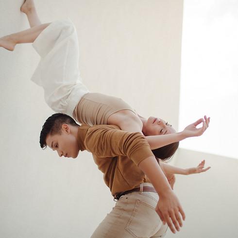 Backhausdance With(in) OCMA: Triptych