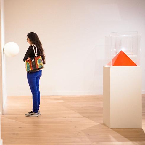 Curator Walk-Through with Hiromi Takizawa and Alyssa Cordova