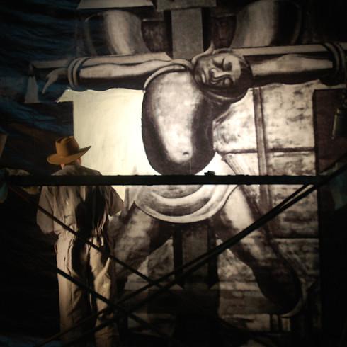 Cinema Orange   Siqueiros: Walls of Passion