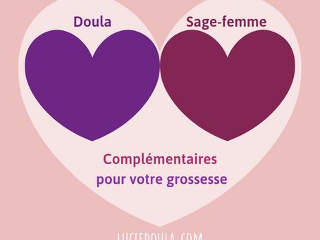 Doula et Sage-femme : rôle et complémentarité