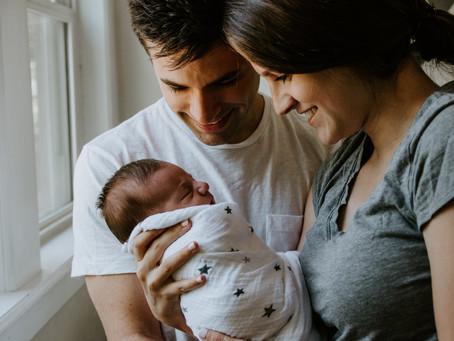 Le postpartum : 5 idées pour se simplifier la vie les premières semaines