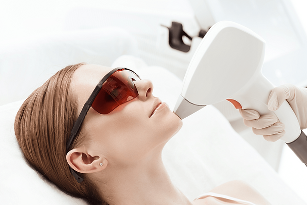 Laser Resurfacing with CO₂ Laser Skin Re