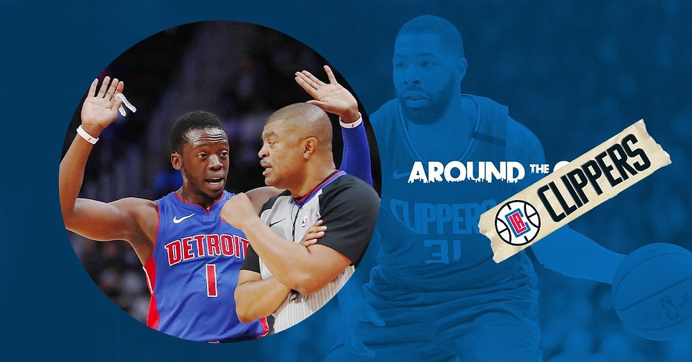 AROUND THE CLIPPERS NBA
