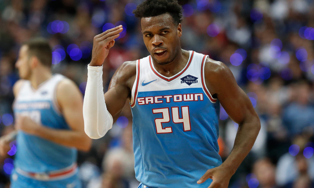 "Buddy_Hield_Sacramento_Kings_NBA_Around_the_Game"""