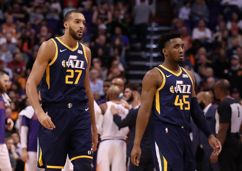 Rudy_Gobert_Donovan_Mitchell_Utah_Jazz_NBA_Around_the_Game