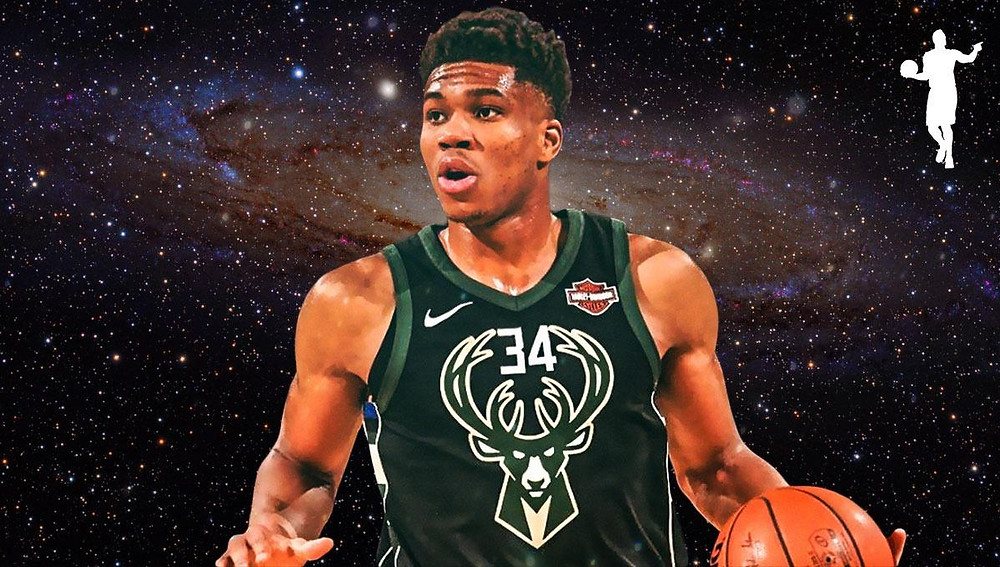 """Giannis_Antetokounmpo_Milwaukee_Bucks_NBA_Around_the_Game"""""""