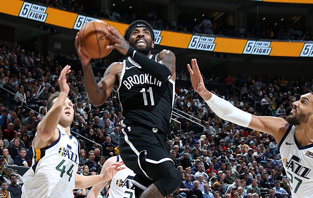 """""""Kyrie_Irving_Brooklyn_Nets_NBA_Around_the_Game"""