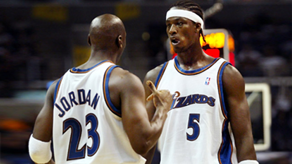 Kwame_Brown_Washington_Wizard_NBA_Around_the_Game