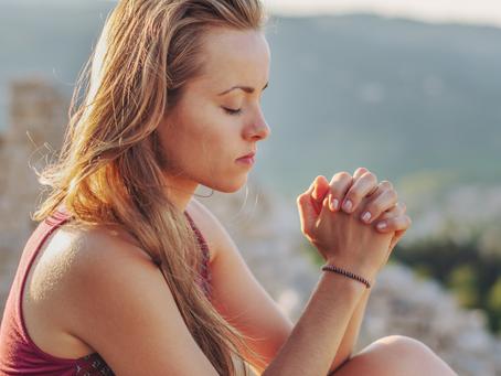 O Segredo da Oração
