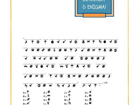 Passatempo Bíblico - Desvenda o Enigma!