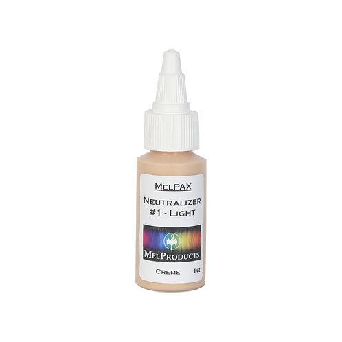 Neutralizer #1 Light MelPAX Makeup