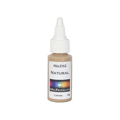 Natural MelPAX Makeup