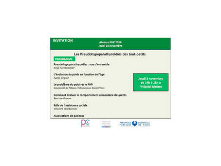 Ateliers PHP/ Plateforme MR, Paris Sud