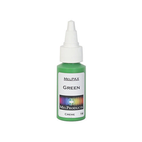 Green MelPAX Makeup