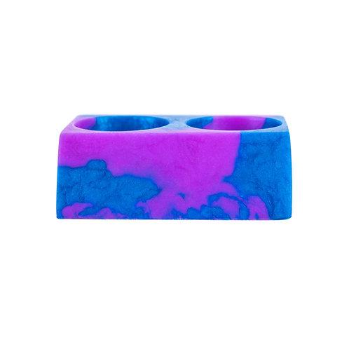 Purple & Blue - Colorsplash Edition
