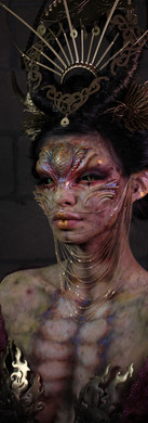 Makeup By: Jacki Coon