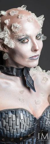 Makeup by Barry Koper