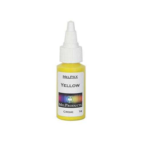 Yellow MelPAX Makeup