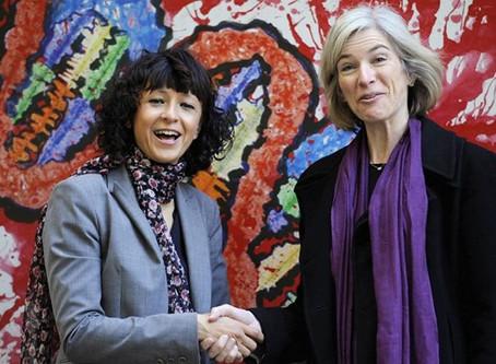 Le prix Nobel de chimie 2020 attribué à la Française Emmanuelle Charpentier et Jennifer Doudna.