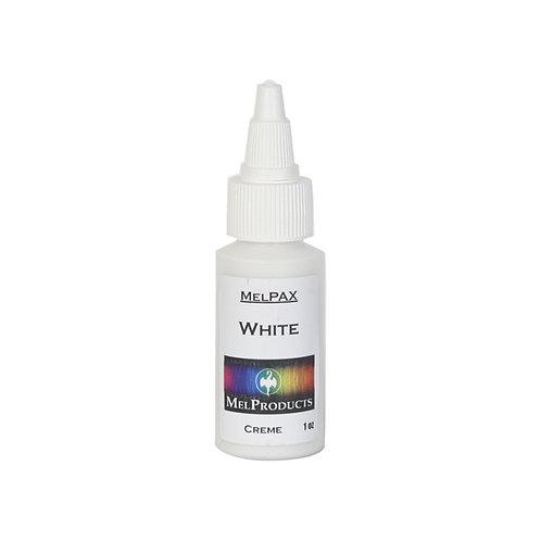 White MelPAX Makeup