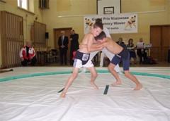 2010年10月22日 ポーランド(相撲)
