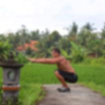 squat nick lees fitness mvmnt more training sweat bali