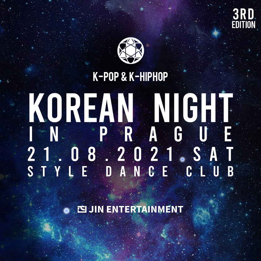 [AUG, 21ST] KOREAN NIGHT IN PRAGUE