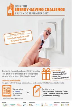 Energy Saving Poster 2