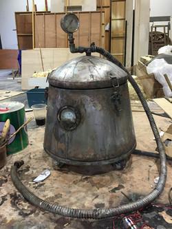 Heroin Brewing Pot