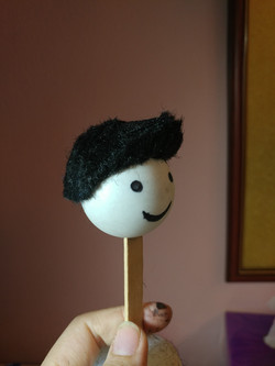 Elvis Hairstyle