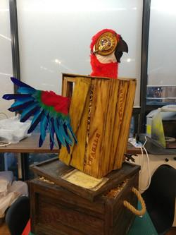 Wattnot the Parrot